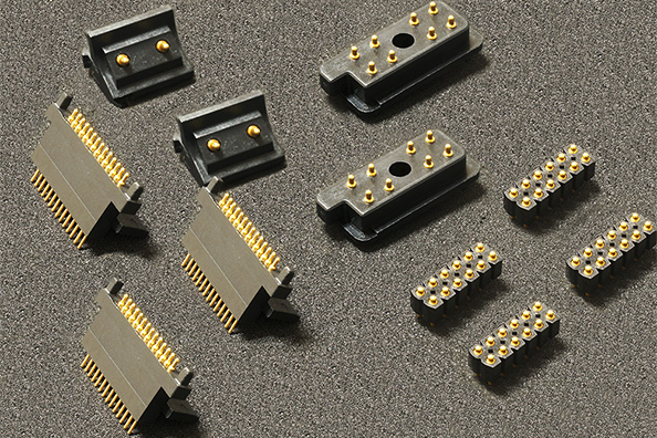 Springs for electronic connectors3